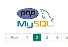 Simple PHP MYSQL Pagination