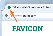 How to Add Favicon to Your Website