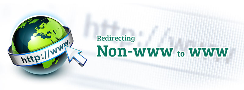 Redirecting non-www to www with .htaccess