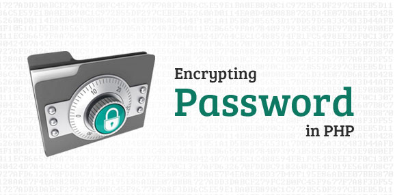 Encrypting Password in PHP