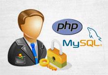 Simple PHP User Login / SignUp Script Tutorial